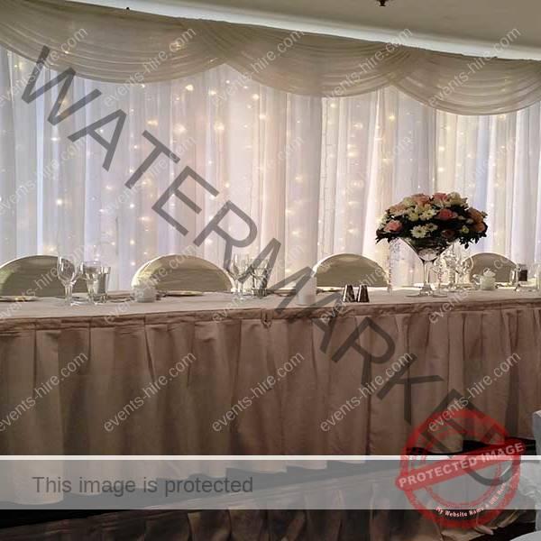 Fairy LED Curtain